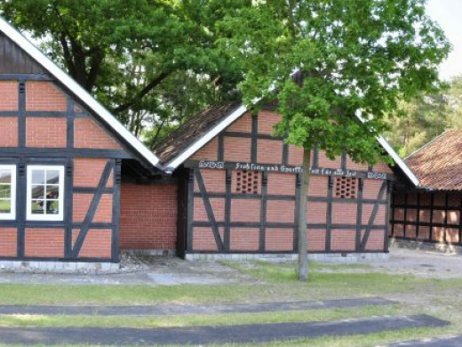 Grillhaus außen